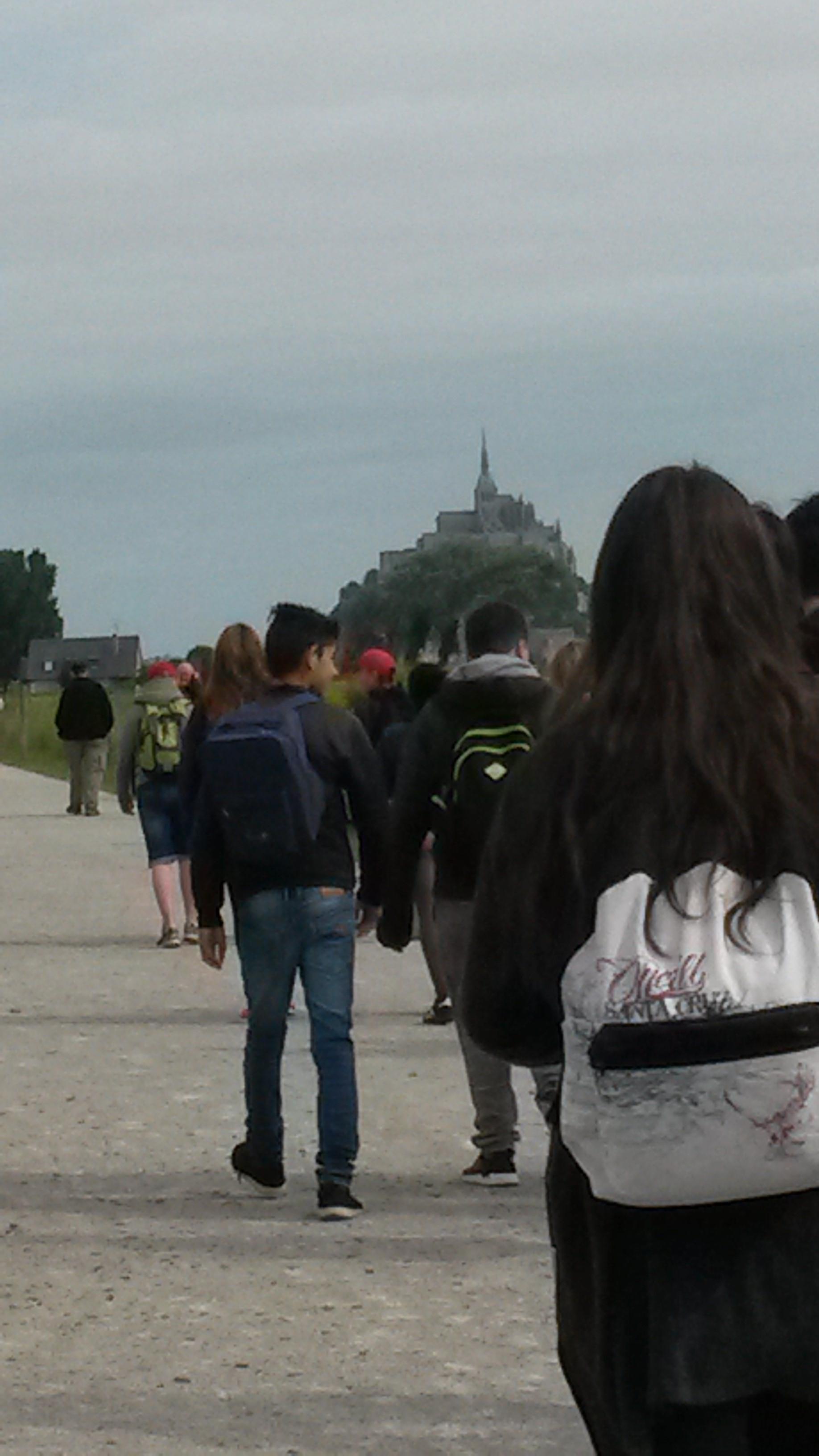 Mont St Michel (1)